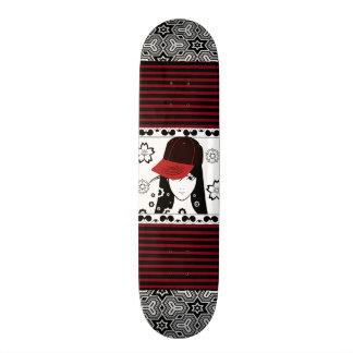 The Pretty Tomboy Skate Board Decks
