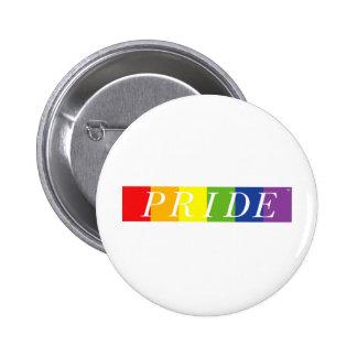 The Pride Line 2 Inch Round Button
