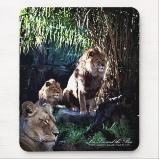 The Pride, mousepad