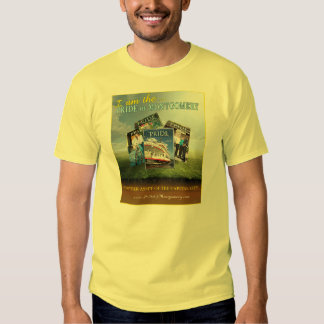 """The Pride of Montgomery"" magazine - Ego T-shirt"