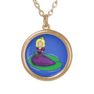 The Princess And The Frog Dating? Necklace