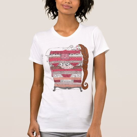 The princess and the Pea T-Shirt
