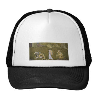 The Princess and the Trolls Trucker Hat