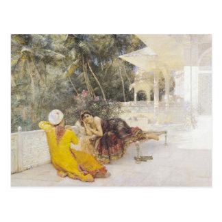 The Princess of Bengal, c.1889 Postcard