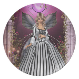 The Princess Party Plate