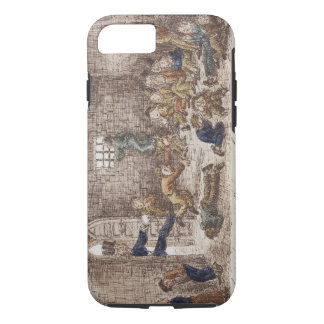 The Prison, 1858 (coloured engraving) iPhone 7 Case