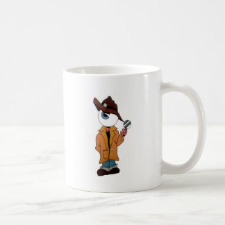 The Private Eye Coffee Mug