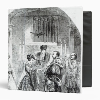 The Private Marriage of Anne Boleyn 3 Ring Binder