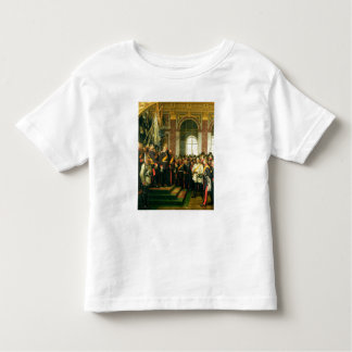 The Proclamation of Wilhelm as Kaiser Toddler T-shirt