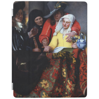 The Procuress by Johannes Vermeer iPad Cover