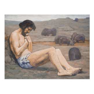The Prodigal Son, c. 1879 (oil on linen) Postcard