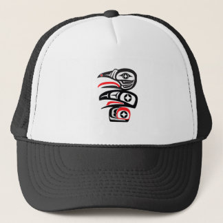 THE PROGRESSION OF TRUCKER HAT