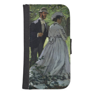 The Promenaders, or Bazille and Camille, 1865 Phone Wallet Case