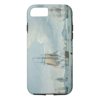 The Prometheus and the Melpomene in the Gulf of Ri iPhone 7 Case