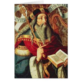 The Prophet David Card