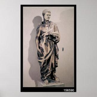 The Prophet Jeremiah, 1423-27 Poster