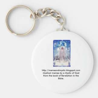 The Prophets Passkey Pendant Basic Round Button Keychain