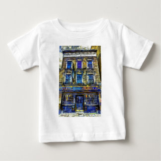 The Prospect Of Whitby Pub Art Baby T-Shirt