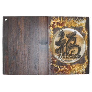 """THE PROSPERITY CONNEXION : Art of Chinese Fengshui iPad Pro 12.9"""" Case"""