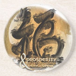 THE PROSPERITY CONNEXION : Art of Fengshui Coaster