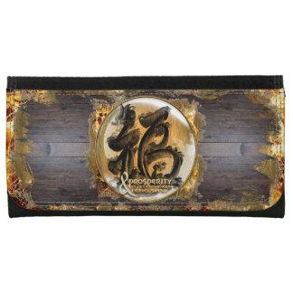 THE PROSPERITY CONNEXION : Art of Fengshui Women's Wallets