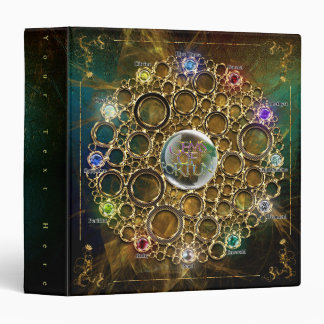 THE PROSPERITY CONNEXION : Gems of Fortune 3 Ring Binders