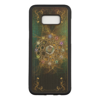 THE PROSPERITY CONNEXION : Gems of Fortune Carved Samsung Galaxy S8+ Case