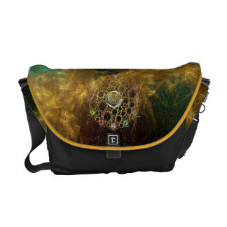 THE PROSPERITY CONNEXION : Gems of Fortune Messenger Bag