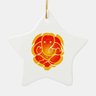 The Prosperous One Ceramic Ornament