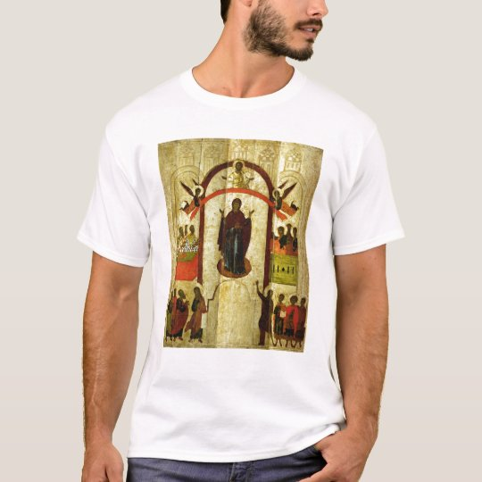 The Protection of the Theotokos  Russian icon T-Shirt