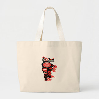 The Protective One Large Tote Bag