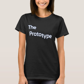 The Prototype. part of the 3 shirt system