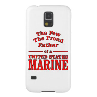 The Proud Father Of A United States Marine Galaxy S5 Covers