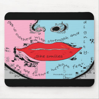The Proverbs 31 Woman Mouse Pad
