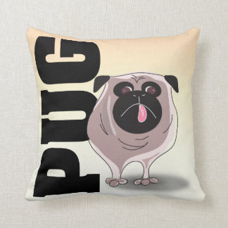 The Pug Pillow