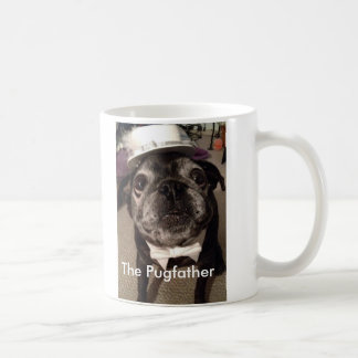 The Pugfather Coffee Mug