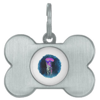 THE PULSE PET NAME TAG