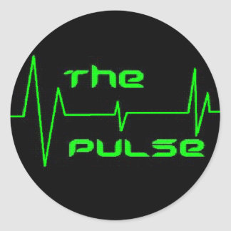 The pulse stickers