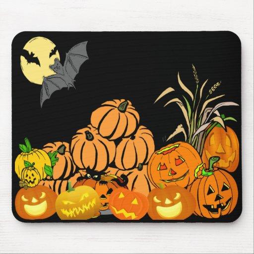 The Pumpkin Patch - Mousepads