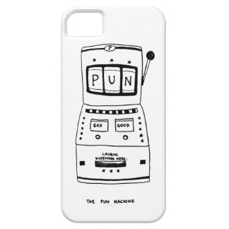 The Pun Machine Case For The iPhone 5