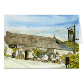 'The Punchbowl & Ladle' Card