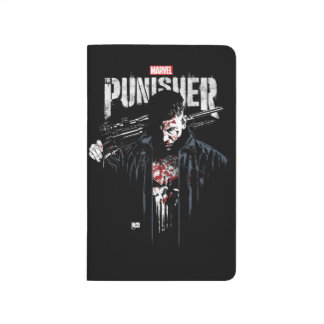 The Punisher | Jon Quesada Cover Art Journal