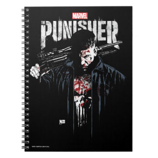 The Punisher | Jon Quesada Cover Art Notebook