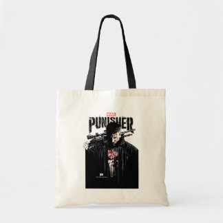 The Punisher | Jon Quesada Cover Art Tote Bag