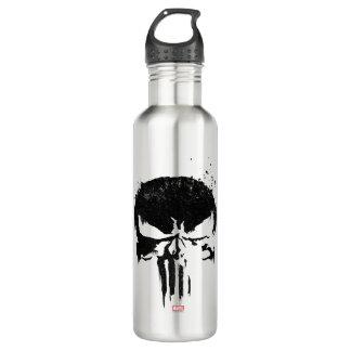 The Punisher | Painted Skull Logo 710 Ml Water Bottle