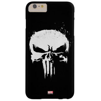 The Punisher | Painted Skull Logo Barely There iPhone 6 Plus Case