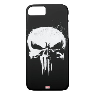 The Punisher | Painted Skull Logo Case-Mate iPhone Case