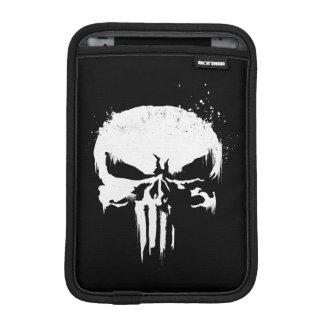 The Punisher | Painted Skull Logo iPad Mini Sleeve