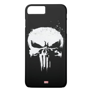 The Punisher | Painted Skull Logo iPhone 8 Plus/7 Plus Case