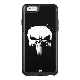 The Punisher | Painted Skull Logo OtterBox iPhone 6/6s Case